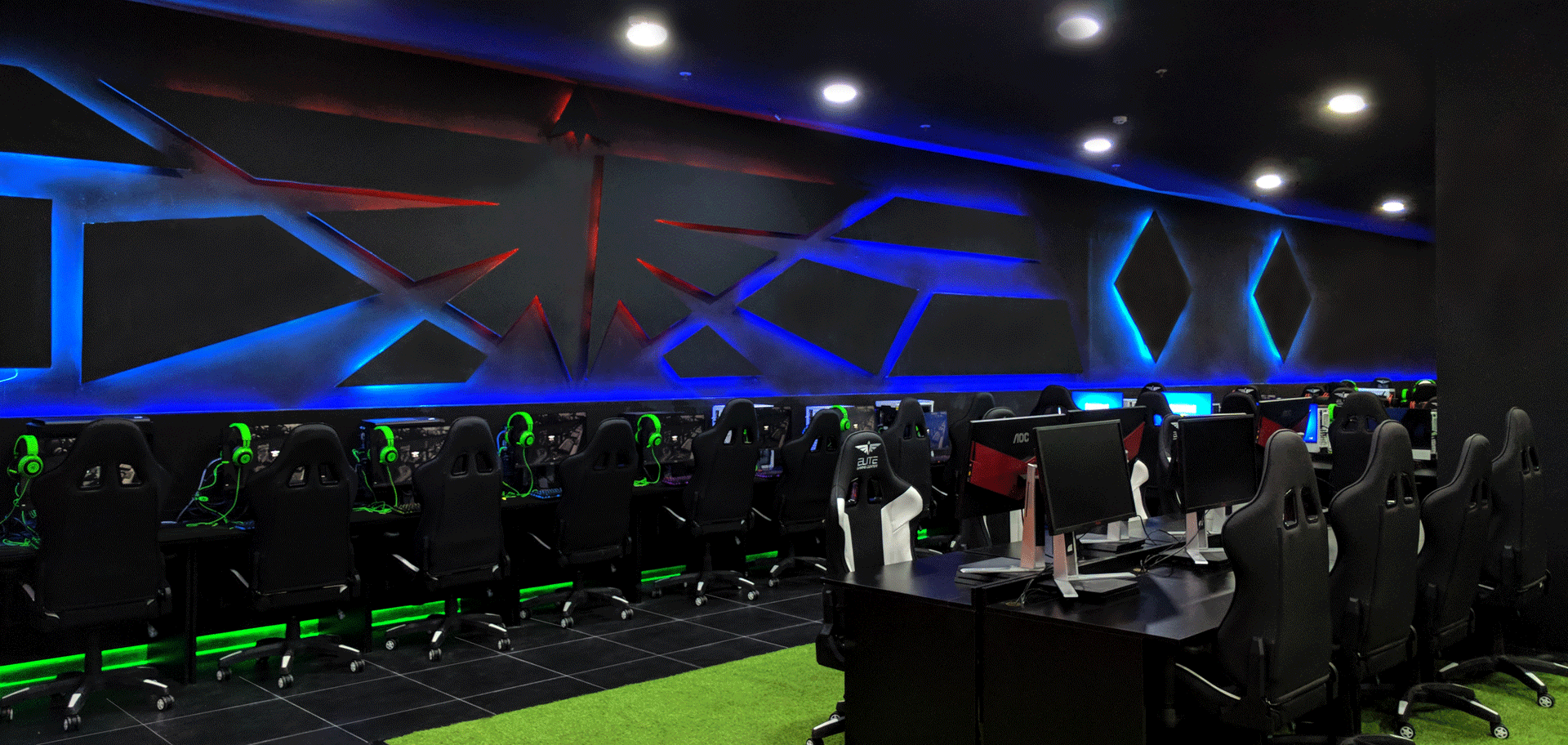 Elite Gaming Center se suma a la lucha contra el coronavirus