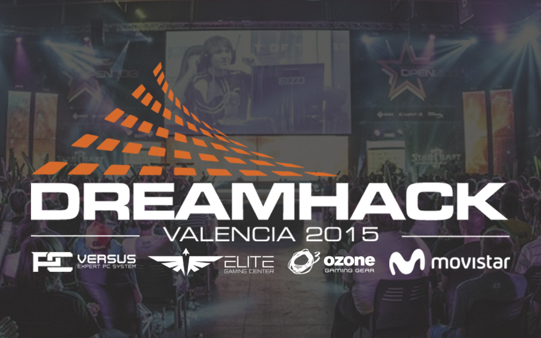 Elite Gaming Center desplegará 60 pcs en la Dreamhack Valencia 2015